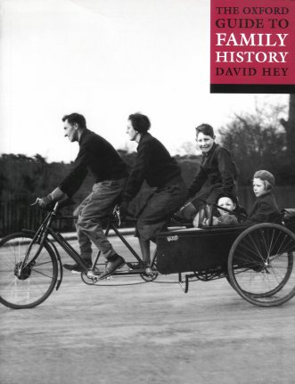 The Oxford Guide to Family History, Hey, David