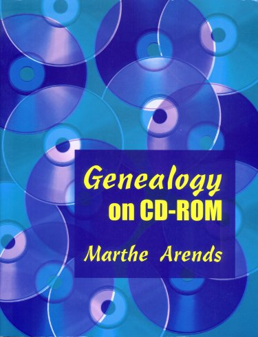 Genealogy on CD-ROM, Arends, Marthe