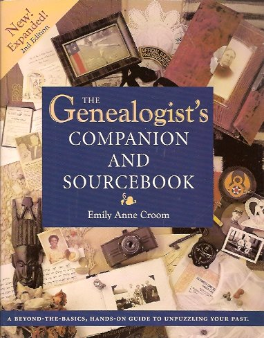The Genealogist's Companion and Sourcebook, Croom, Emily