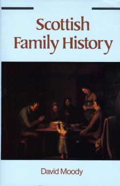 Scottish Family History, Moody, David
