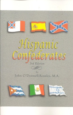 Hispanic Confederates, O'Donnell-Rosales, John