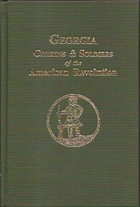 Georgia Citizens and Soldiers of the American Revolution, Davis, Robert Scott