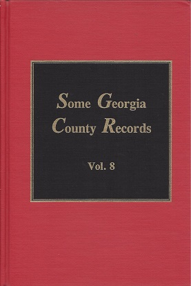 Some Georgia County Records, Lucas Jr, Silas Emmett