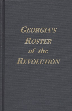 Georgia's Roster of the Revolution, Knight, Lucian Lamar