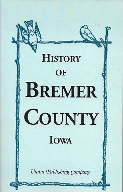 History of Bremer County, Iowa, Union Publishing Company