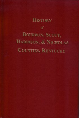 History of Bourbon, Scott, Harrison, and Nicholas Counties, Kentucky, Perrin, W. H.