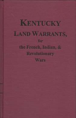 Kentucky Land Warrants for the French, Indian, & Revolutionary Wars, Wilson, Samuel