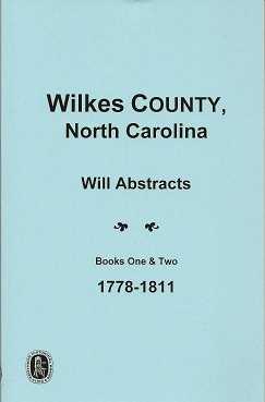Wilkes County, N.C., Will Abstracts 1778-1811, Absher, W. O.