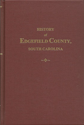History of Edgefield County, South Carolina, Chapman, John A.