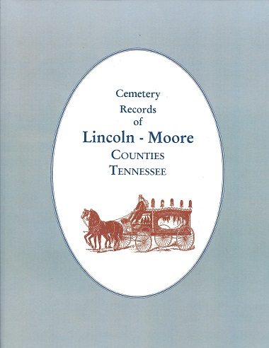 Cemetery Records of Lincoln - Moore Counties Tennessee, Marsh, Helen C.; Marsh, Timothy R.