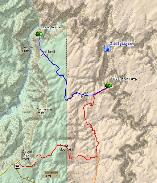 GC Route Details